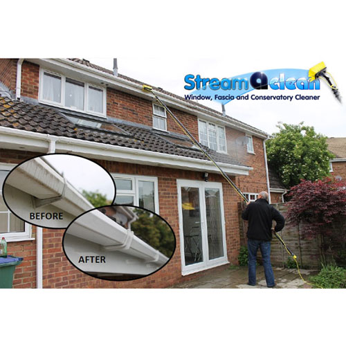 Streamaclean Window Fascia And Conservatory Cleaner