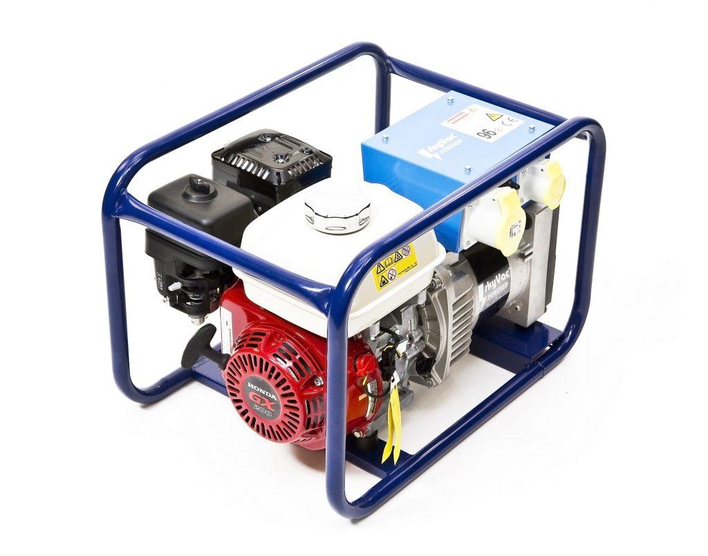 Skyvac Power Generator 3 4kva Skyvac Gutter Cleaning